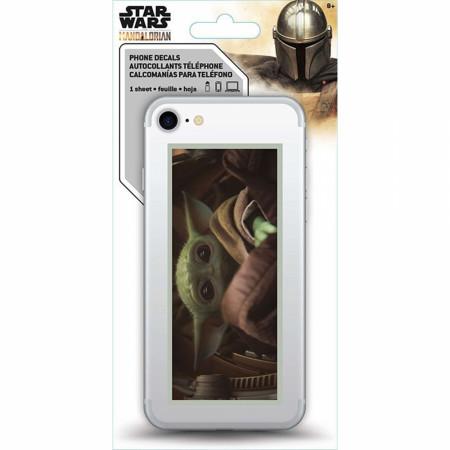 Star Wars The Mandalorian Grogu the Child Character  Phone Decal