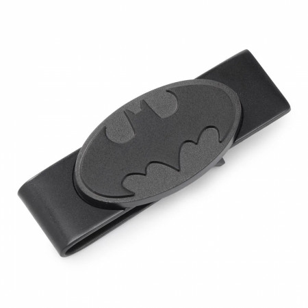 Batman DC Comics Satin-Finish Black Money Clip