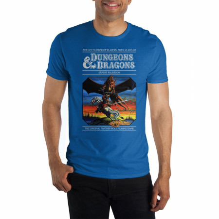 Dungeons & Dragons Expert Rulebook T-Shirt