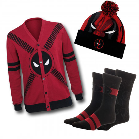 Deadpool Winter Gift Bundle