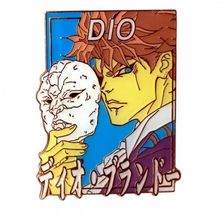 DIO Brando Pastel Series JoJo's Bizarre Adventure Enamel Pin