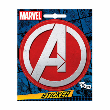 Avengers Logo Sticker