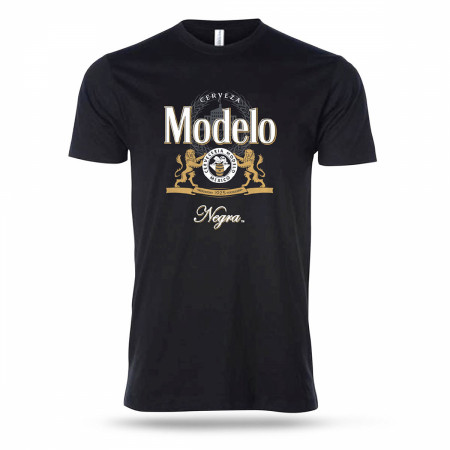 Negra Modelo Crest T-Shirt