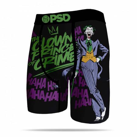Joker the Clown Prince Men's PSD Boxer Briefs