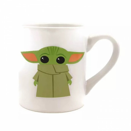 Star Wars The Mandalorian The Child Cute 14 Ounce Ceramic Mug