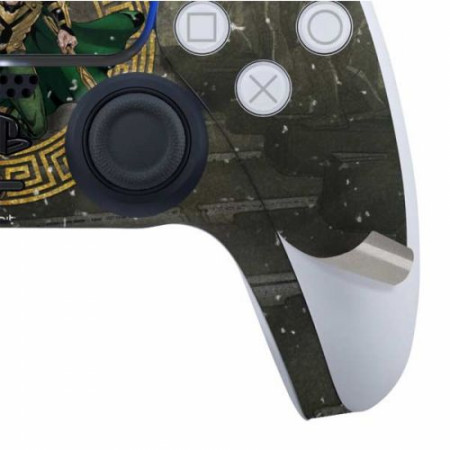 Loki Ready For Battle PS5 Controller Skin