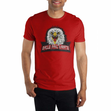 Cobra Kai Eagle Fang Karate T-Shirt