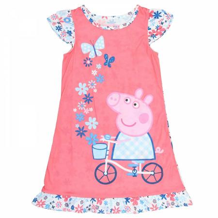 Nick Jr. Peppa Pig Doll and Me Pajama Nightgown Set