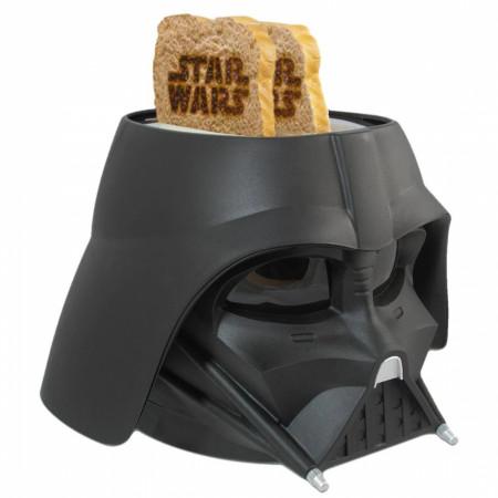 Star Wars Darth Vader Helmet Toaster