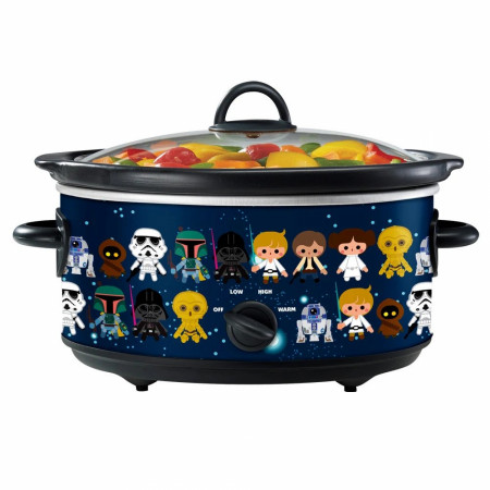 Star Wars Kawaii 7-Quart Slow Cooker