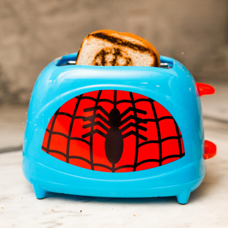Spider-Man Classic Empire Collection Toaster