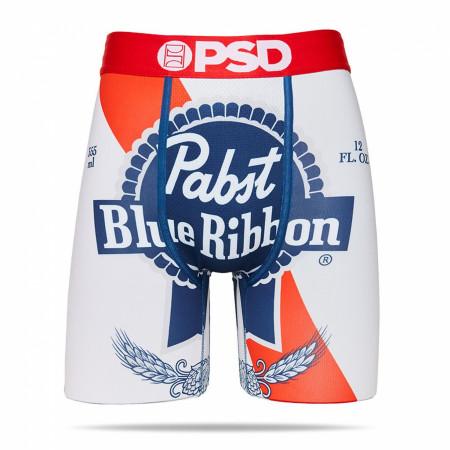 Pabst Blue Ribbon Vintage Can Boxer Briefs