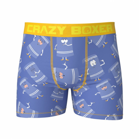 South Park Towlie Men's Boxer Briefs Shorts