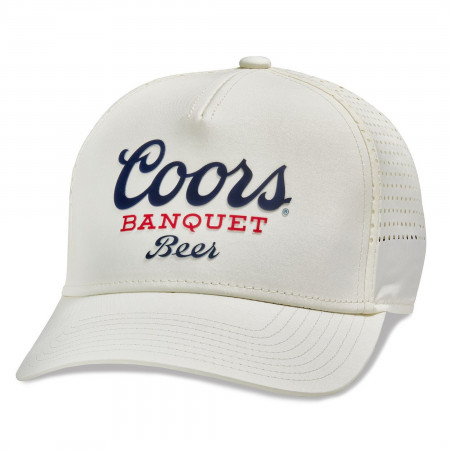 Coors Banquet Beer Pacific Coast Style Hat