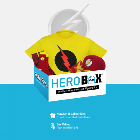 The Flash HeroBox