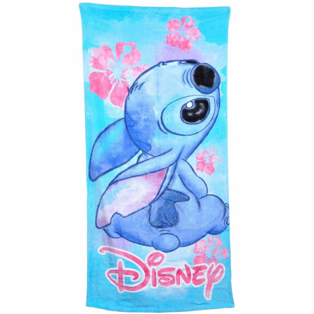 Disney Lilo and Stitch 28x58 Beach Towel