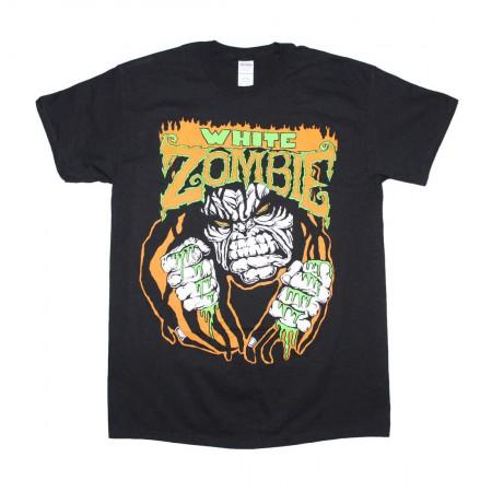 White Zombie Monster Lugosi T-Shirt