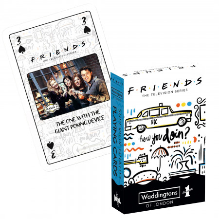 Friends The Television Series Superior Playing Cards