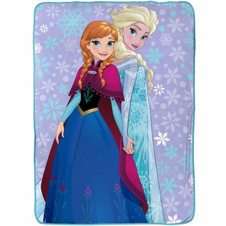 Disney Frozen Sisters Forever Blanket