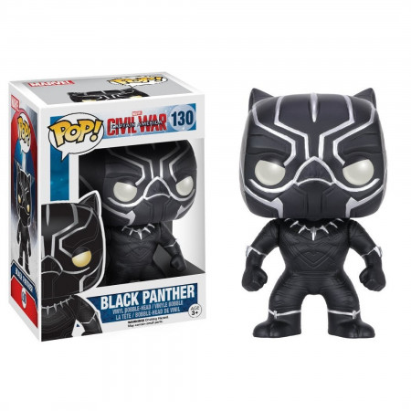 Black Panther Civil War Funko Pop! Bobble-Head