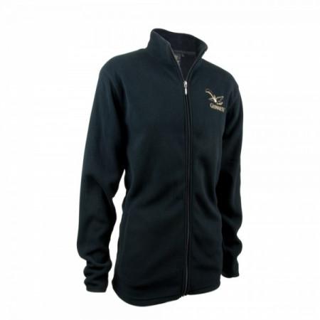 Guinness Toucan Zip Fleece Top