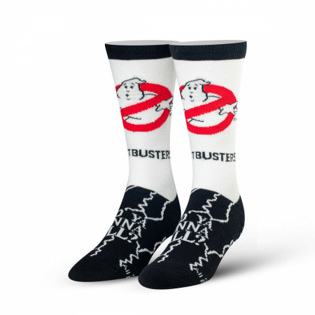 Ghostbusters Who Ya Gonna Call Crew Socks