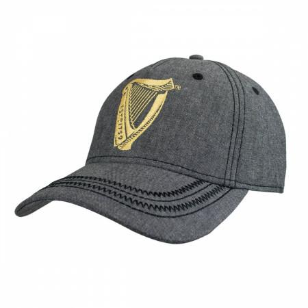 Guinness Harp Est. 1759 Logo Adjustable Hat
