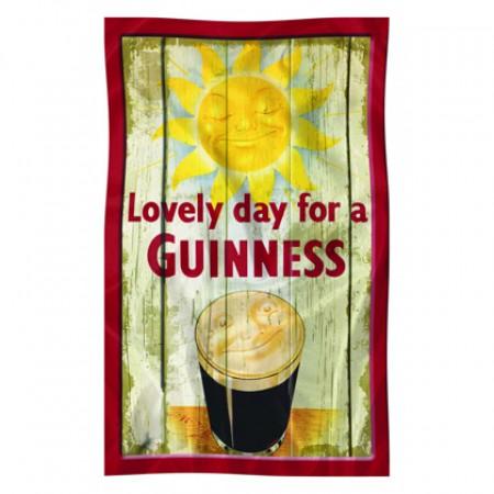 Guinness Sunny Pint Tea Towel