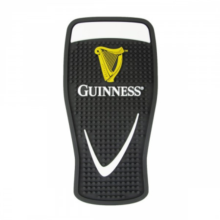 Guinness Gravity Glass Bar Mat