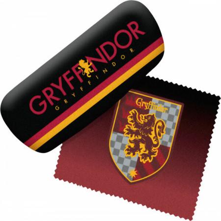 Harry Potter Gryffindor Eyeglass Case