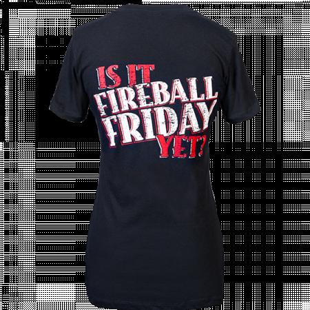 Fireball Whisky Is It Fireball Friday Yet? Women's T-Shirt