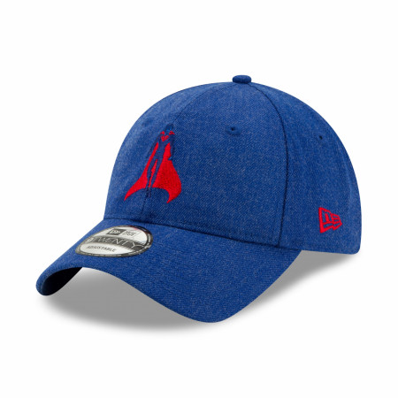 Superman Power Stance New Era 9Twenty Adjustable Dad Hat