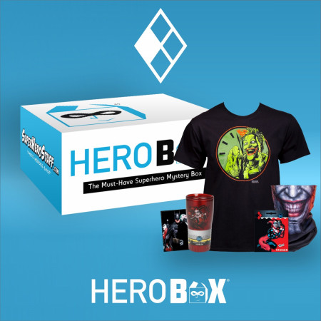 Harley Quinn & The Joker HeroBox