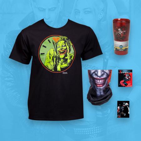 Harley Quinn & The Joker HeroBox