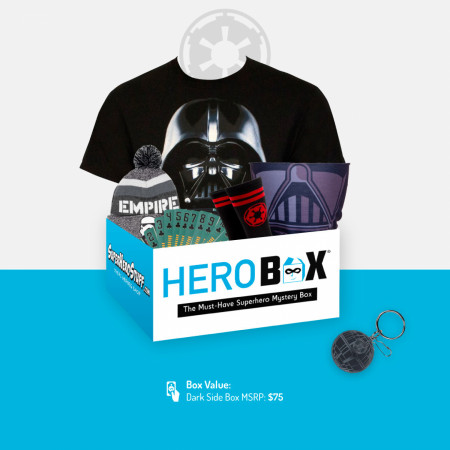 Star Wars Dark Side HeroBox