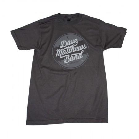 Dave Matthews Circle Logo T-Shirt