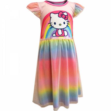 Hello Kitty Girls Youth Sleep Gown