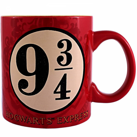 Harry Potter 9 and 3/4 20 Ounce Mug