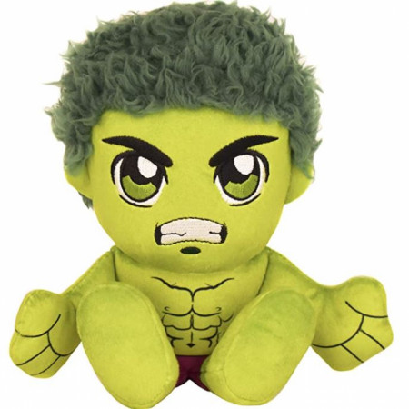 Marvel Incredible Hulk 8 Inch Kuricha Sitting Plush Doll