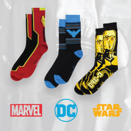 SuperHero Sock Subscription