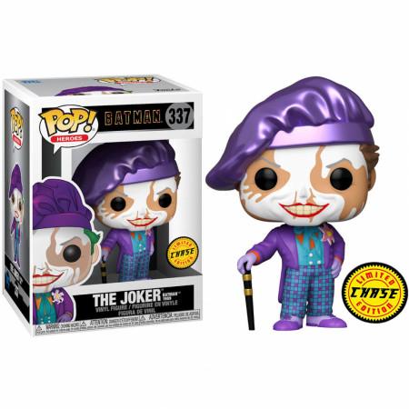 Batman 1989 Movie - Joker with Hat Funko Pop! Figure Chase Variant