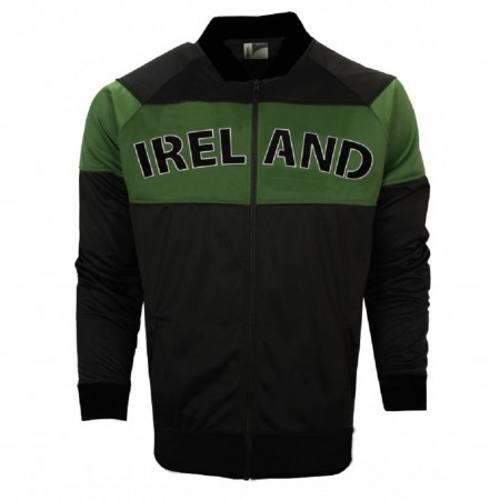 St Patricks Day Ireland Track Jacket