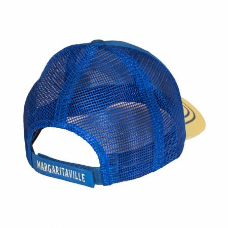 Landshark Fin Mesh Trucker Hat