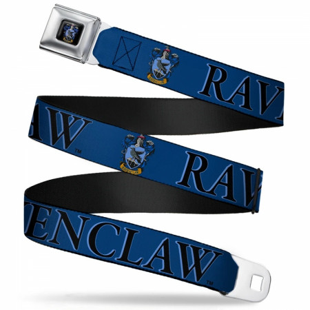Harry Potter Ravenclaw Seatbelt Buckle Belt