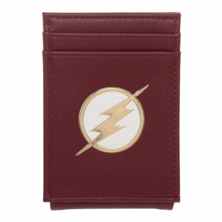 The Flash Magnetic ID Clip Card Holder Wallet
