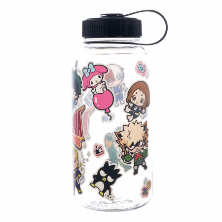 Hello Kitty & Friends My Hero Academia 32 oz. Tritan Water Bottle