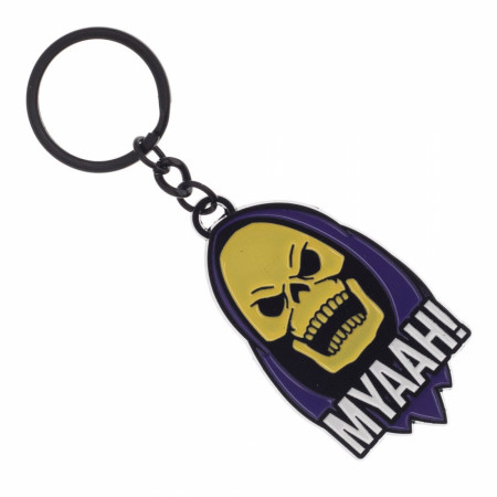 Masters of the Universe Skeletor Keychain