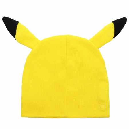 Pokemon Pikachu Wink Big Face Beanie with LED Cheeks