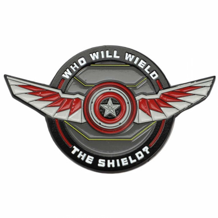 Marvel The Falcon and The Winter Soldier Lapel Pin