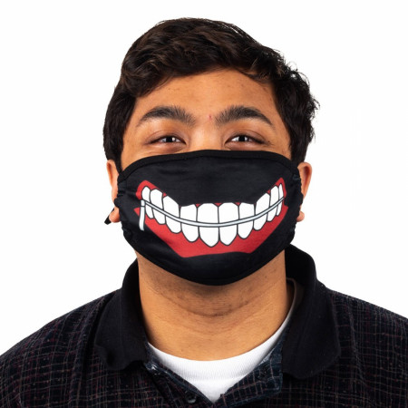 Tokyo Ghoul 3-Pack of Reusable Face Covers